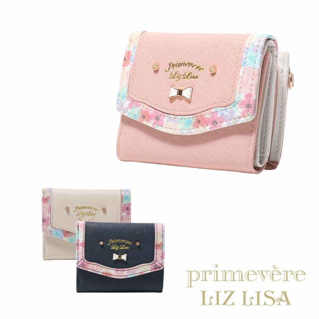 リズリサ ミニ財布 レディース メイプル 64477 LI...