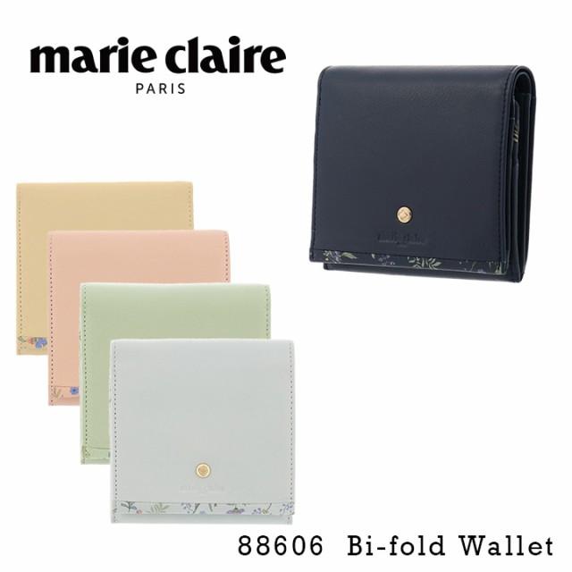 マリクレール marie claire 二つ折り財布 88606 ...