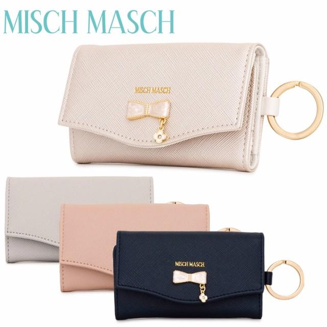 ミッシュマッシュ MISCH MASCH キーケース 67115 ...