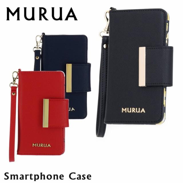 ムルーア MURUA 全機種対応 スマホケース MR-G586...