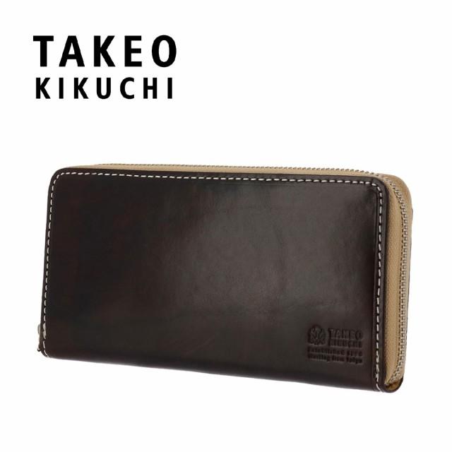 タケオキクチ 長財布 ハンド 728606 TAKEO KIKUCH...