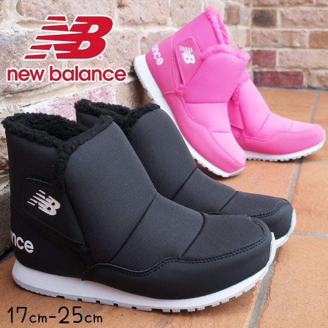 255f68841b989 キッズ ジュニア 男の子 女の子 ショートブーツ ウインターブーツ ニューバランス new balance NB NB KB996S 撥水