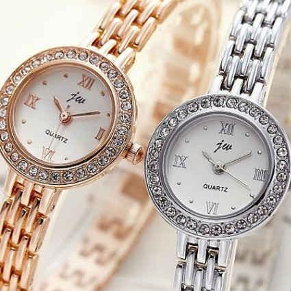 668475230b873 腕時計 レディース レディース腕時計 キラキラ 安い おしゃれ プレゼント Jewel ジュエル ラインストーン ドレスウォッチ