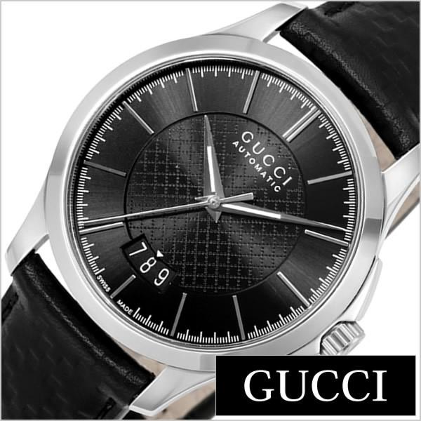 79851c803696 グッチ腕時計 GUCCI時計 GUCCI 腕時計 グッチ 時計 Gタイムレス G Timeless メンズ ブラック YA126430