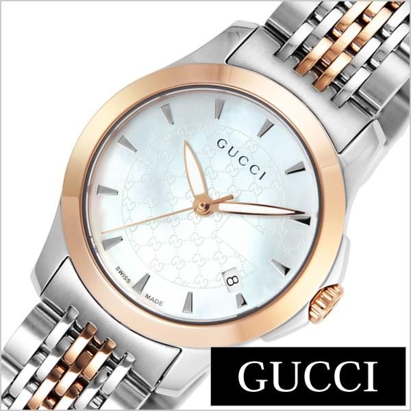f4e062df7bbb グッチ腕時計 GUCCI時計 GUCCI 腕時計 グッチ 時計 Gタイムレス G Timeless レディース/ホワイト YA126537