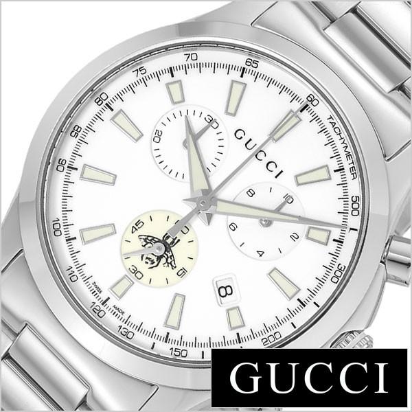 f895089528ba グッチ腕時計 GUCCI時計 GUCCI 腕時計 グッチ 時計 Gタイムレス G-TIMELESS メンズ ホワイト YA126472