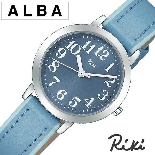 pretty nice 34295 a8162 セイコー腕時計 SEIKO時計 SEIKO 腕時計 セイコー 時計 アルバ リキ ALBA Riki メンズ ブルー AKQK442|au  Wowma!(ワウマ)