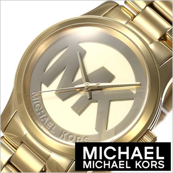 3d7d371606 MichaelKors腕時計[マイケル マイケルコース時計]Michael Kors マイケル マイケル コース 時計 ランウェイアイコン