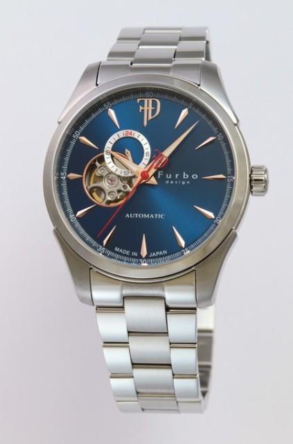 best loved 4ca6c 424f0 フルボデザイン Furbo design 腕時計 メンズ ウォッチ ブランド 日本製自動巻き 機械式時計 スケルトン f5029blss  【激安】【SALE】 au Wowma!(ワウマ)