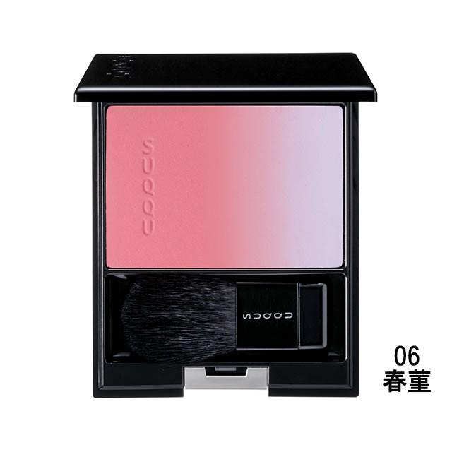エキップ SUQQU スック ピュア カラー ブラッシュ 06 春菫 7.5g - 定形外送料無料 -
