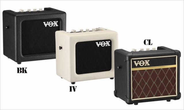 VOX/モデリング・ギター・アンプ MINI3 G2【ボックス】