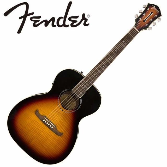 Fender/エレアコ FA-235E Concert 3-Tone Sunburst【フェンダー】【正規輸入品】