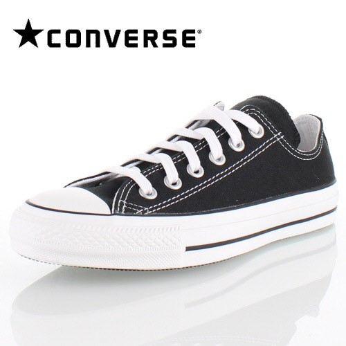 5570389fa951 CONVERSE コンバース ALL STAR 100 COLORS OX 100 カラーズ OX 1CK565 BLACK 61791-BK ブラック
