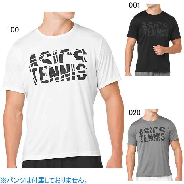 206ad5ac75cc37 アシックス テニス プラクティスシャツ プラクティスショートスリーブトップ asics 2041A033