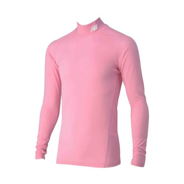 001954df4f200 ニューバランス サッカー インナーシャツ ストレッチインナーシャツ ピンク New Balance JMTF7380-PIN