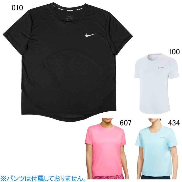 71a824dcca90a ナイキ ランニング Tシャツ レディース ウィメンズ マイラー S/S トップ NIKE AJ8122