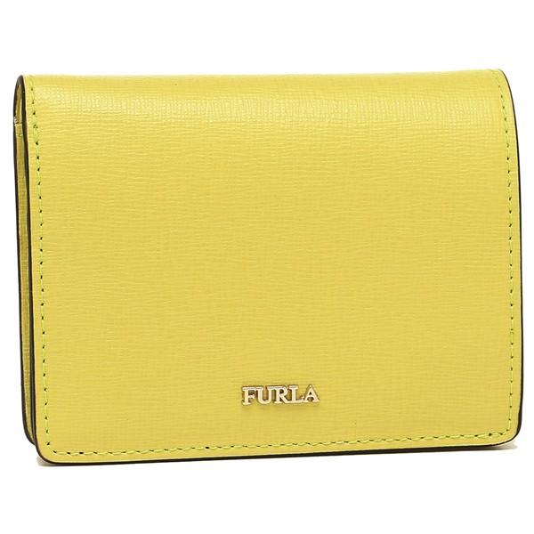 e4a5f36e3648 フルラ 折財布 レディース FURLA 1008493 PZ28 B30 DNV イエローの通販は ...