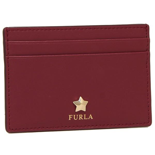 フルラ パスケース アウトレット レディース FURLA 1001148 PAY1 N38 CGQ レッド