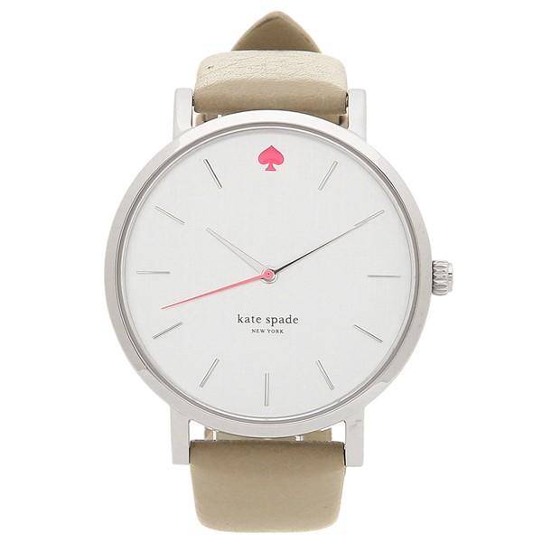 ケイトスペード 時計 レディース 腕時計 アウトレット KATE SPADE KSW1473 グレー