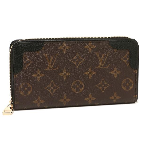 purchase cheap 77415 4df79 ルイヴィトン 長財布 メンズ/レディース LOUIS VUITTON M61855 ブラウン ブラック|au Wowma!(ワウマ)
