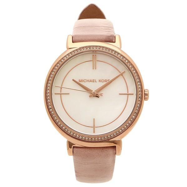 b04014252a74 マイケルコース 腕時計 レディース MICHAEL KORS MK2663 ピンク ピンクゴールド シェル
