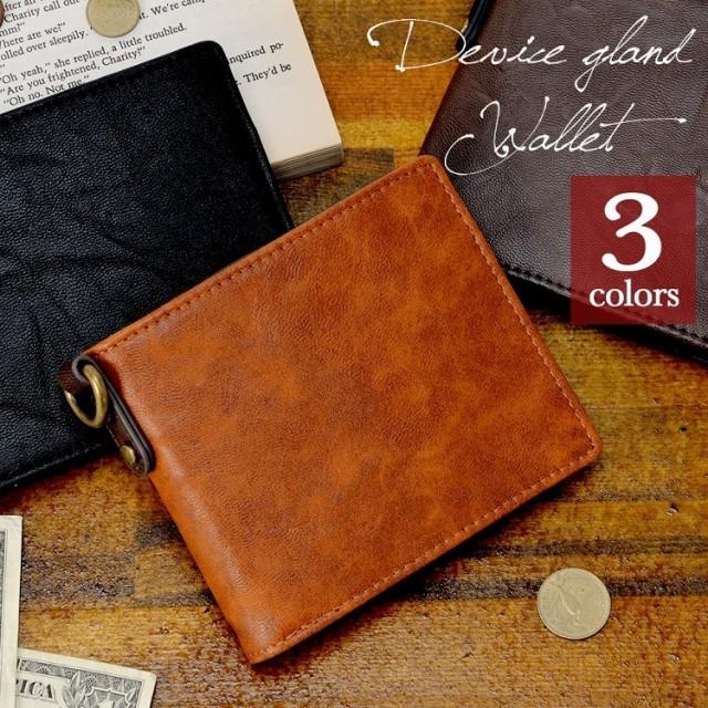 c6a246f67e8e 財布 折財布 折り財布 二つ折り財布 メンズ レディース レザー 小銭入れ DEVICE ブランド 誕生