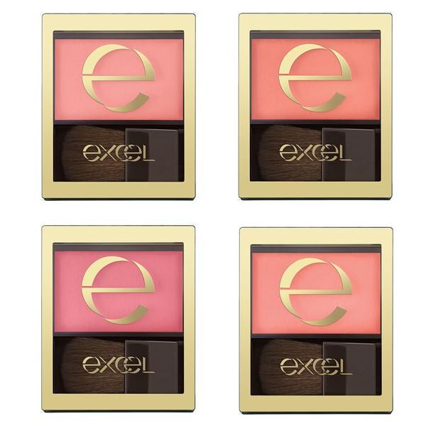 エクセル スキニーリッチチーク <excel/エクセル> 【正規品】【メール便1通3個まで可】