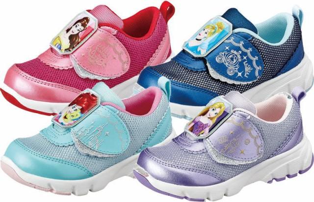 b51a314674180 (A倉庫)ディズニー プリンセス DN C1221 DN-C1221 子供靴 スニーカー 女の子 キッズ