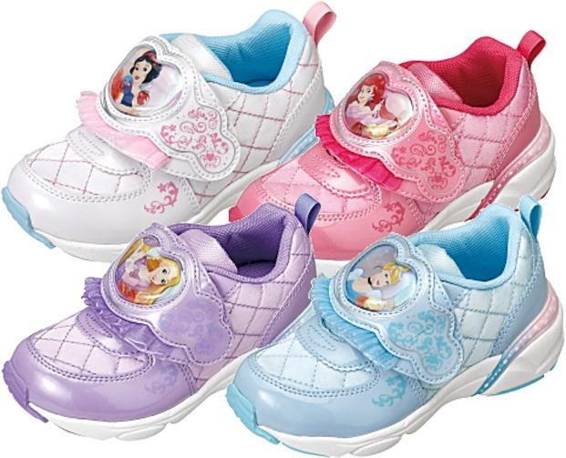 2063d13bc7e2b (A倉庫)ディズニー プリンセス DN C1225 DN-C1225 子供靴 スニーカー 女の子 キッズ