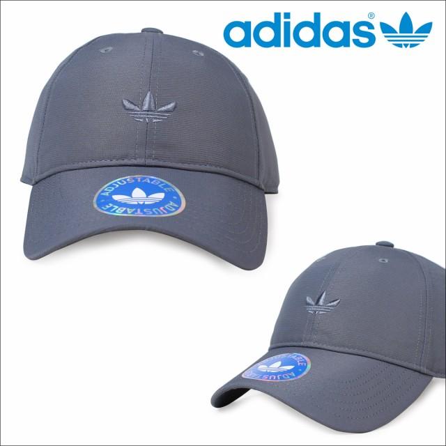 04e1bf40edade4 アディダス オリジナルス キャップ 帽子 adidas Originals メンズ レディース ストラップバック グレー BI4548
