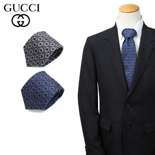 c2e72b7a6516 グッチ GUCCI ネクタイ メンズ イタリア製 シルク ビジネス 結婚式の通販 ...