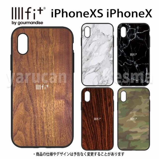 b9f9e267ac iPhone XS iPhone X 対応 iPhoneXS iPhoneX ケース IIIIfit Premium Seriesケース  ハイブリッドケース イーフィット
