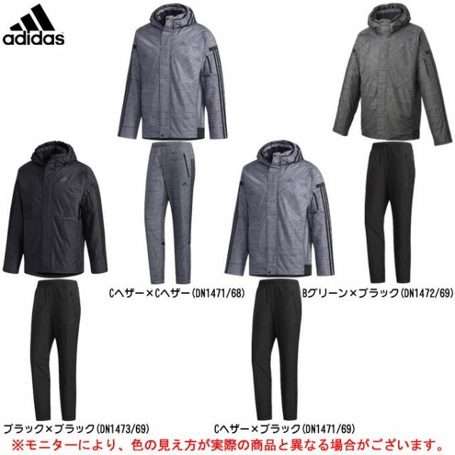 f0786633f6c2f6 adidas(アディダス)M adidas 24/7 中綿ウインドパーカー パンツ 上下セット(