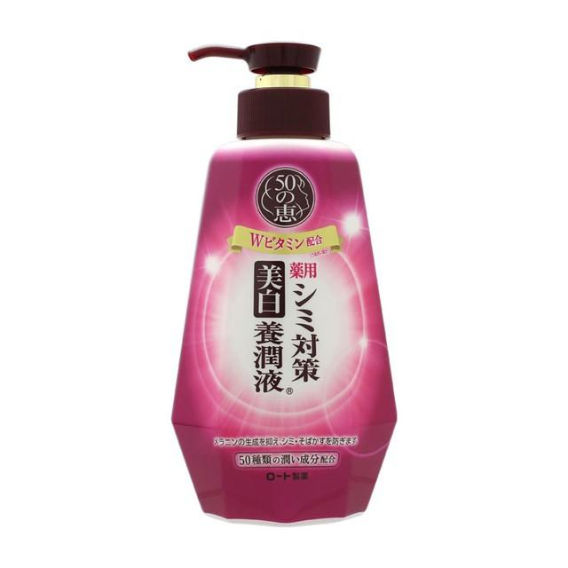 【医薬部外品】ロート製薬 50の恵 シミ対策 美白養潤液 230mL