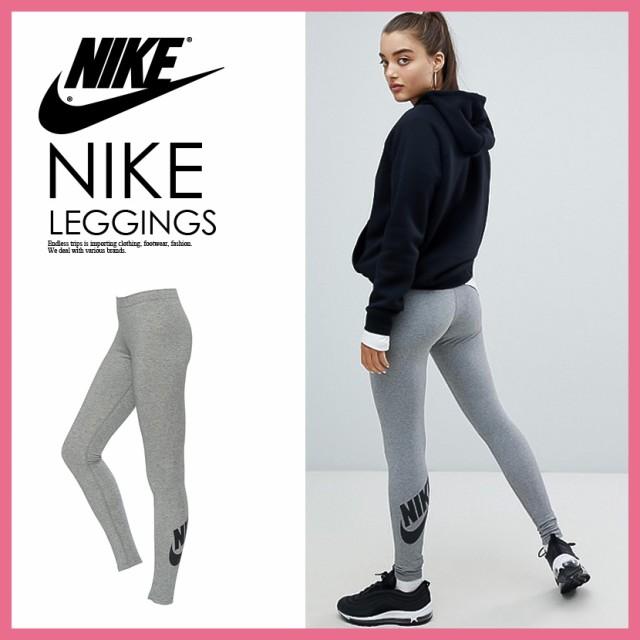 9d77327f8ed67 日本未入荷! NIKE ナイキ WOMENS LEG-A-SEE LOGO LEGGINGS レガシー ロゴ ...