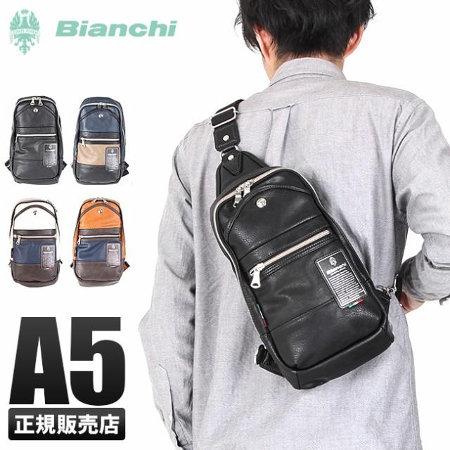 ビアンキ ボディバッグ 日本正規品 Bianchi TBPI-...