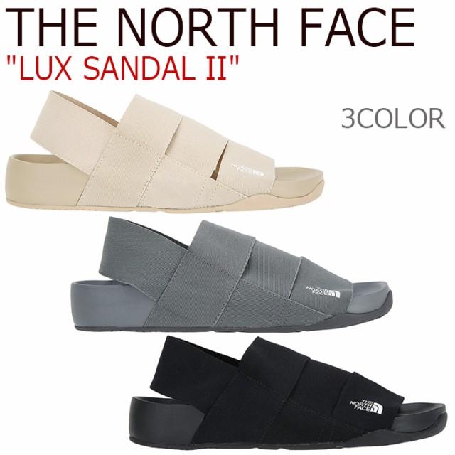 ノースフェイス サンダル THE NORTH FACE メンズ レディース LUX SANDAL II ラックス サンダル 2 NS98J05  NS98K05B