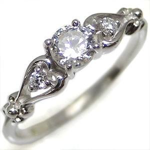 K10・ダイヤモンド・婚約指輪・ハート・一粒・ダイアモンドエンゲージリング xmas クリスマス