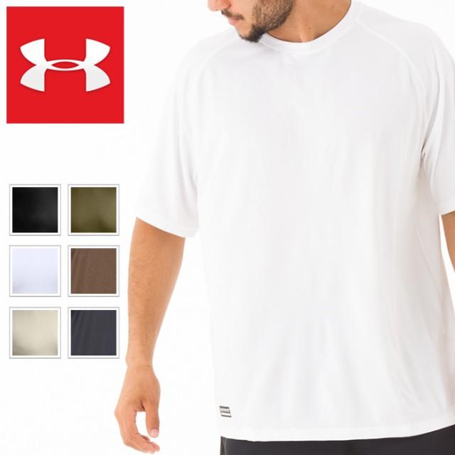 8ab7cf38 アンダーアーマー ヒートギア メンズ半袖Tシャツ UNDER ARMOUR HEAT GEAR Tactical Tech Short Sleeve T