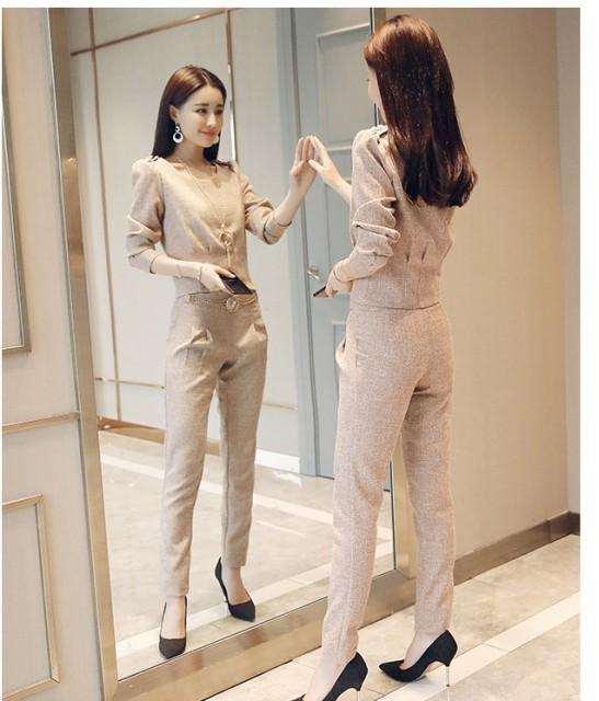 レディース ニット セーター トップス 上品 セットアップ インスタ映え 結婚式 韓国 ファッション 大人女子ファッション