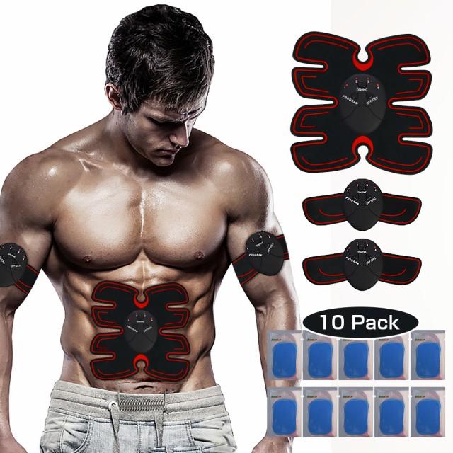 腹筋ベルト EMS 腹筋トレーニング 腹筋トレ お腹 腕 腹筋器具 ダイエット フィットネスマシン 振動