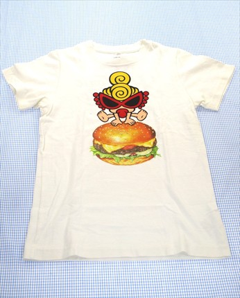 eaa0510238df4 ヒステリックミニ HYSTERIC mini Tシャツ 半袖 140cm 白系 キッズ トップス 男の子 女の子 子供服 通販