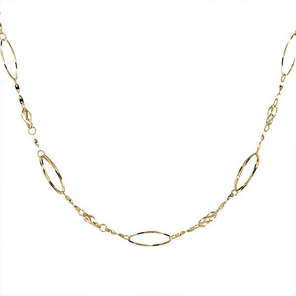 1285fedc5ebc15 ネックレス K18イエローゴールド 18金 ロングネックレス レディース 人気 おすすめ 女性