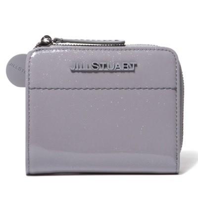 7618e2091068 ジルスチュアート 財布 折財布 二つ折り ジェリー ラベンダー JILLSTUART ...