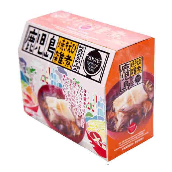 お雑煮やさん 鹿児島 焼きえび雑煮×5食
