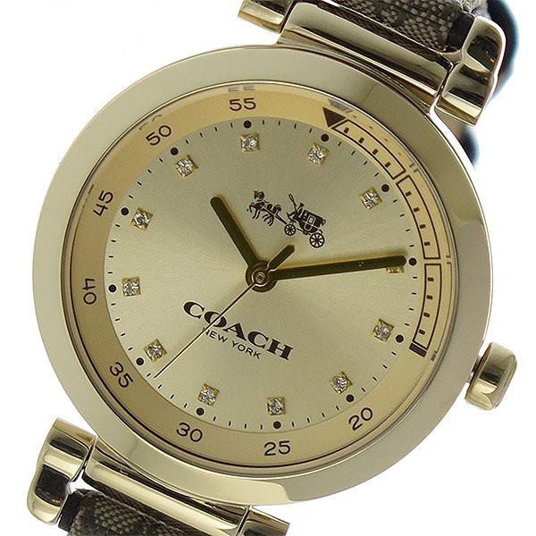 bb115329da75 コーチ 腕時計 レディース COACH 時計 ゴールド ブラウン シグネチャー 人気 ブランド おしゃれ 女性 誕生日 ギフト プレゼント