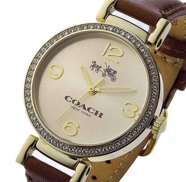 a677686dfb6f コーチ 腕時計 レディース COACH 時計 ゴールド ブラウン シンプル 人気 ブランド おしゃれ 女性 誕生日 ギフト プレゼント