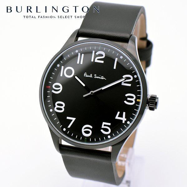 low priced 8107a 20316 ポールスミス 腕時計 メンズ Paul Smith 時計 ブラック 黒 人気 ブランド ポール・スミス ポール スミス 男性 プレゼント