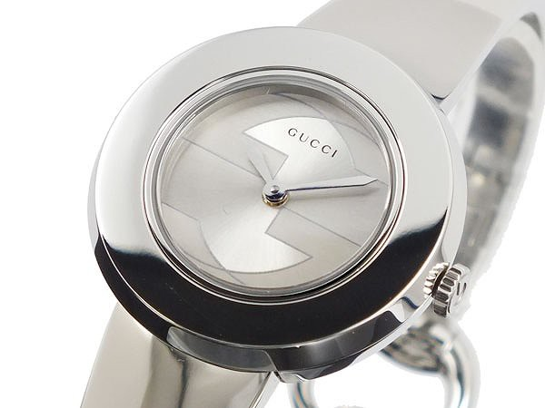 7e689d322fba グッチ 腕時計 レディース GUCCI ブランド 時計 Uプレイ シルバー かわいい 人気 おしゃれ 女性 誕生日 ギフト