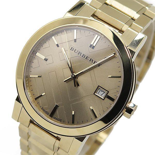 7f470feec バーバリー 腕時計 メンズ BURBERRY 時計 高級 ゴールド 金 50M 防水 人気 ブランド 男性 誕生日 ギフト